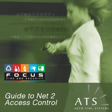 Paxton Access Control Guide - Focus Fire & Security