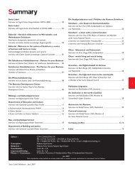 Borregaard Schweiz AG - Com Consulting SA