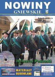 Nowiny Listopad 2008.indd - Biblioteka Gniew