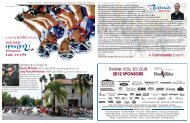 THANK YOU TO OUR 2012 SPONSORS - Redlands Bicycle Classic