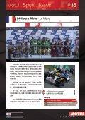Motul . Sport . News 36 - Page 3