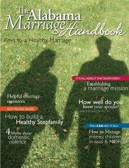 The Alabama Marriage Handbook - Alabama Cooperative Extension ...