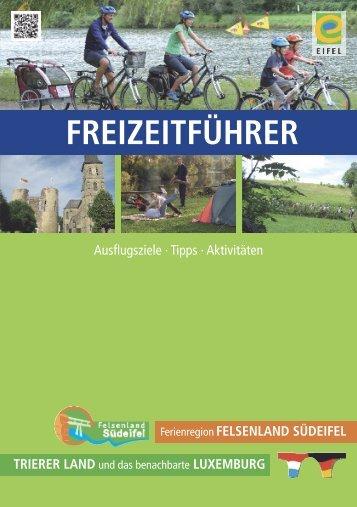 können Sie was erleben! - Deutsch-Luxemburgische Tourist ...