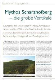 Scharzhofberg.pur - Wine Sensation: Startseite