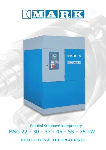 MSC 22 - 30 - 37 - 45 - 55 - 75 kW