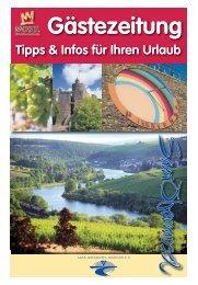 Auszeit: Abschalten - Ausspannen - Auftanken - Saar-Obermosel