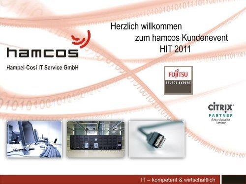 Friedrichshafen - Hampel-CoSi IT Service GmbH