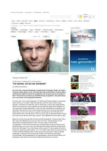 als PDF downloaden - Ulrich Borowka