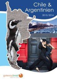 Argentinien- und Chile-Katalog 2013 / 2014 - Gateway-Brazil