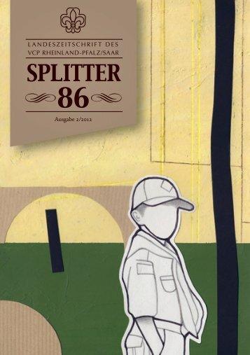 Splitter 2/2012 - VCP Land Rheinland-Pfalz/Saar