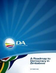 A Roadmap to Democracy in Zimbabwe