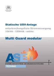 Multi Guard modular - ASE GmbH Kaarst