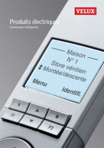 Produits électriques - Vitrotoit SA