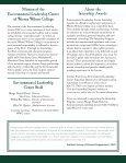 Portfolio of Experience - Warren Wilson College - Page 3