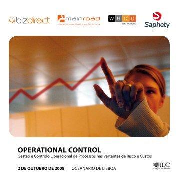 Consulte aqui a brochura deste evento - IDC Portugal