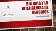 Big data y la inteligencia de negocios - My Laureate