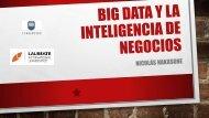 Big data y la inteligencia de negocios - My Laureate