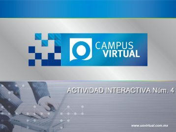 Universidad de Oriente Campus Virtual