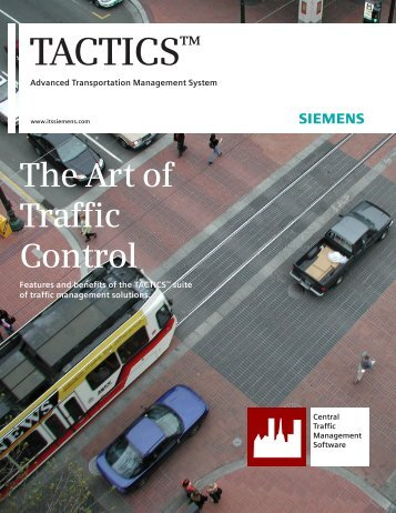 TACTICS™ - Interprovincial Traffic Services
