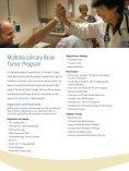 Brain Tumor Program - Sutter Health Sacramento Sierra Region - Page 2