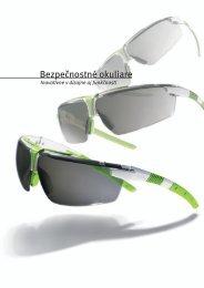 Ochranné okuliare - UVEX SAFETY