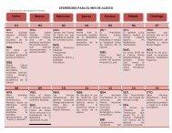 EFEMÉRIDES PARA EL MES DE AGOSTO 01 02 03 04 05 06 07 08 ...