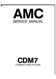 CDM7 Service Manual.pdf - Amc