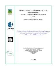 Políticas de Desarrollo Sustentable de los ... - Mbrs.doe.gov.bz
