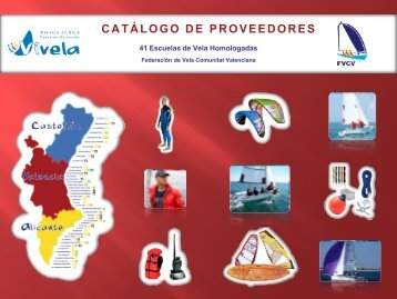 Catalogo Proveedores - EVCV