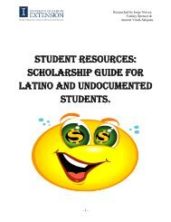 student resources - Greater Quad Cities Hispanic Chamber of ...