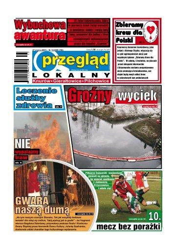 """""""Szczygłowice"""". Koszt akcji wyniósł kilkadziesiąt ... - Przegląd Lokalny"""