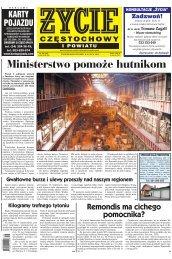 Ministerstwo pomo˝e hutnikom