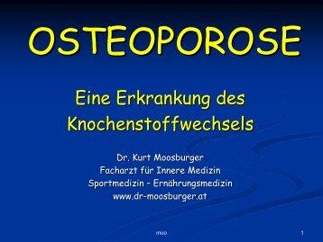 OSTEOPOROSE - BILDAK.com
