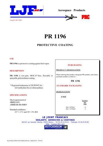 PR 1196