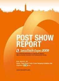 Seminars and Conferences - SecuTech Expo
