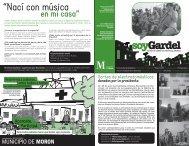 """en mi casa"""" - Municipalidad de Morón"""