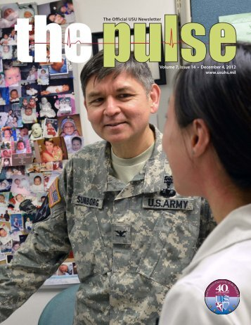 Vol. 7, Issue 14 - Uniformed Services University of the Health Sciences