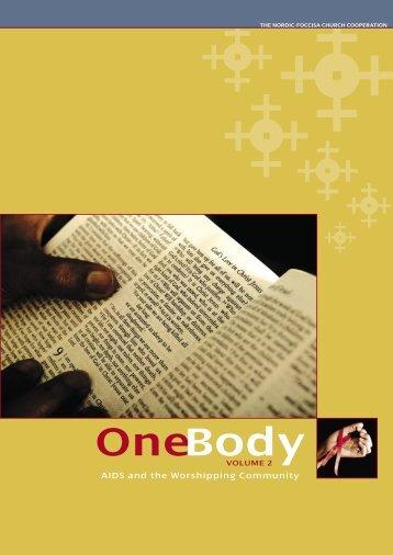 One Body, English, Vol. 2 (pdf) - Norges Kristne Råd