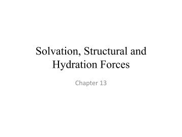 Non-DLVO, steric and fluctuation forces