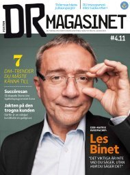 DR-magasinet 4 2011 - Posten