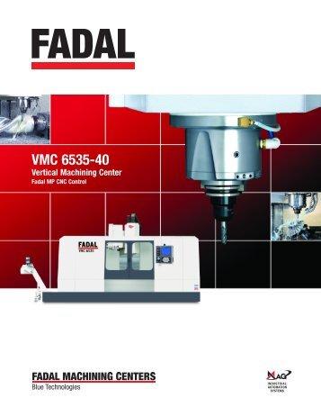 VMC 6535-40 - Compumachine