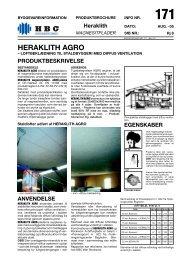 HERAKLITH AGRO - Moland