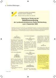 PDF - Download - Zahnärzteblatt Baden-Württemberg