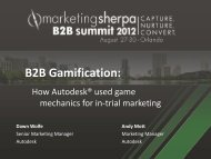 Case Study: B2B Gamification - meclabs