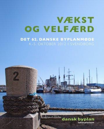 Programmet - Dansk Byplanlaboratorium
