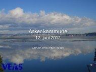 Veas (pdf-format) - Asker kommune