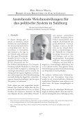 Weichen- stellungen im Land Salzburg - JBZ-Arbeitspapiere - Seite 3