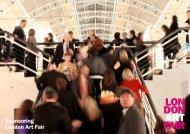Sponsoring London Art Fair 1