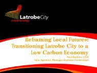 Latrobe City Council - Local Government Managers Australia