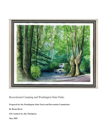 RV Study - Washington State Parks and Recreation Commission